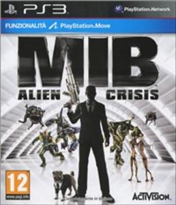 Videogioco Men in Black: Alien Crisis PlayStation3 0