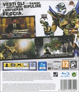 Videogioco Men in Black: Alien Crisis PlayStation3 3