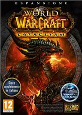 Videogiochi Personal Computer World of Warcraft: Cataclysm