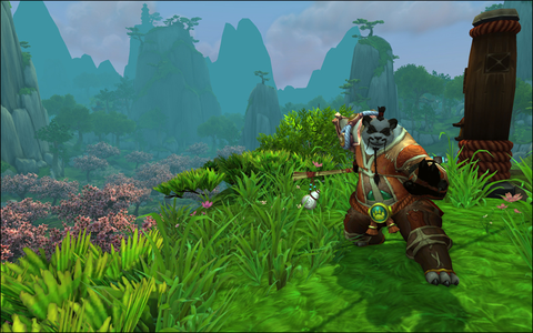 Videogioco World of Warcraft: Mists of Pandaria Personal Computer 8