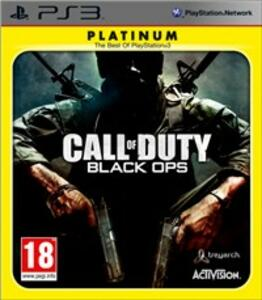 Call of Duty. Black Ops Platinum