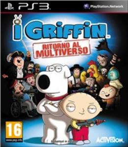 Videogioco Griffin - Ritorno al Multiverso PlayStation3 0