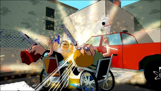 Videogioco Griffin - Ritorno al Multiverso PlayStation3 4
