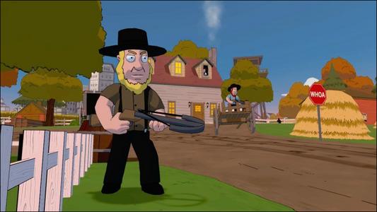 Videogioco Griffin - Ritorno al Multiverso PlayStation3 5