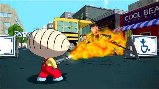 Videogioco Griffin - Ritorno al Multiverso PlayStation3 8