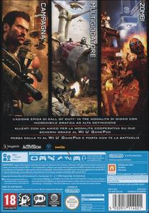 Videogioco Call of Duty: Black Ops II Nintendo Wii U 1