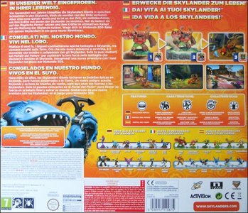 Videogioco Skylanders Giants Starter Pack Nintendo 3DS 9