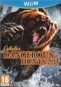 Videogioco Cabela's Dangerous Hunts 2013 Nintendo Wii U 0