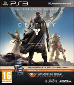 Videogioco Destiny Vanguard Edition PlayStation3 0