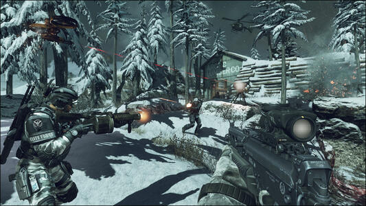 Call of Duty: Ghosts - 5