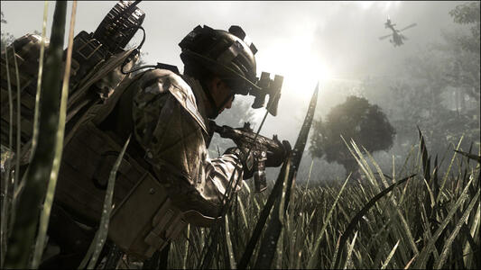 Call of Duty: Ghosts - 4