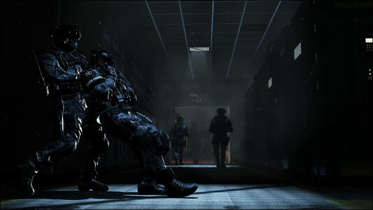 Call of Duty: Ghosts - 9