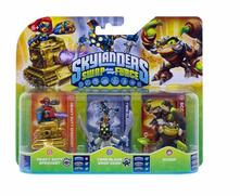 Skylanders Triple Pack D (SF)