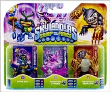 Videogioco Skylanders Triple Pack F (SF) Nintendo 3DS
