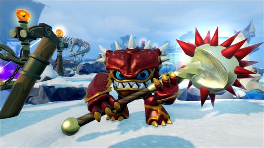 Videogioco Skylanders LightCore Wham Shell (SF) Nintendo 3DS 4
