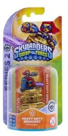 Skylanders Heavy Duty Sprocket (SF)