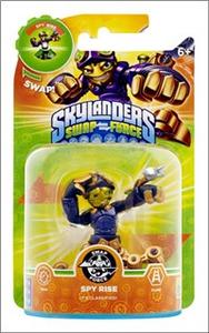 Videogioco Skylanders Swap Spy Rise (SF) Nintendo WII 0