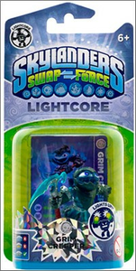 Videogioco Skylanders LightCore Grim Creeper (SF) Nintendo 3DS