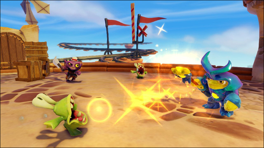 Videogioco Skylanders Dune Bug (SF) Xbox 360 4
