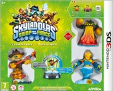 Videogioco Skylanders Swap Force Nintendo 3DS 0