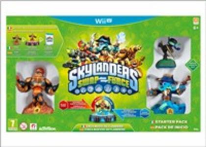 Videogioco Skylanders Swap Force Starter Pack Nintendo Wii U 0