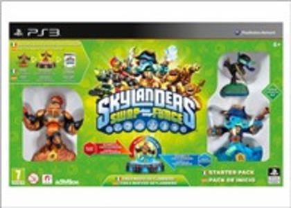 Videogioco Skylanders Swap Force Starter Pack PlayStation3 0