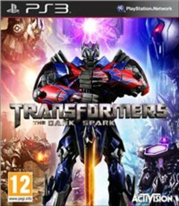 Videogioco Transformers: Rise of the Dark Spark PlayStation3 0