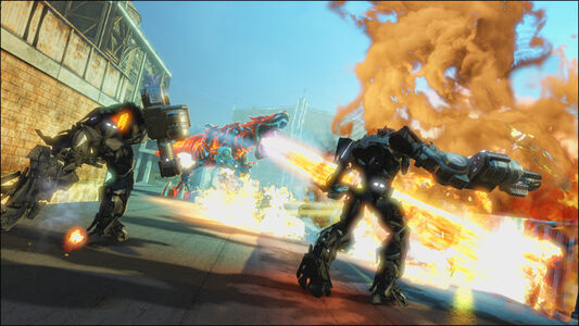 Videogioco Transformers: Rise of the Dark Spark PlayStation3 1