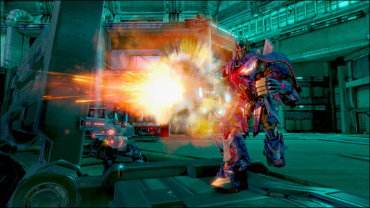 Videogioco Transformers: Rise of the Dark Spark PlayStation3 3