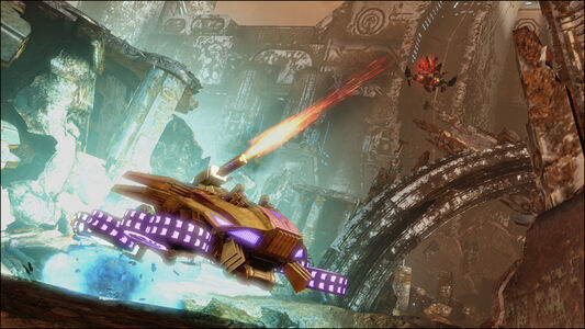 Videogioco Transformers: Rise of the Dark Spark PlayStation3 4