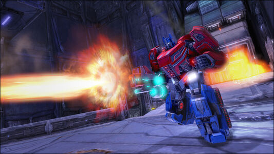 Videogioco Transformers: Rise of the Dark Spark PlayStation3 5
