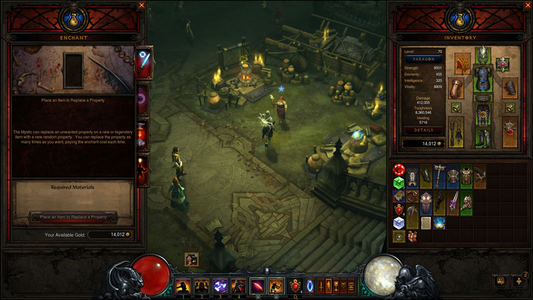 Videogioco Diablo III: Ultimate Evil Edition PlayStation4 5