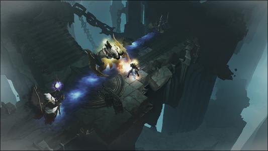 Videogioco Diablo III: Ultimate Evil Edition PlayStation4 6