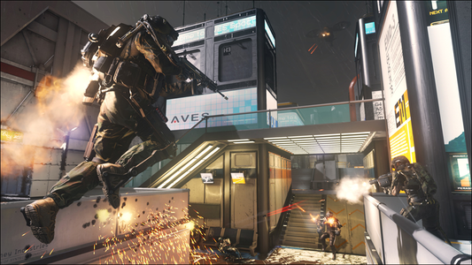 Videogioco Call of Duty: Advanced Warfare PlayStation4 1