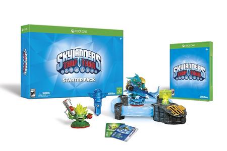 Videogioco Skylanders Trap Team Starter Pack Xbox One 0