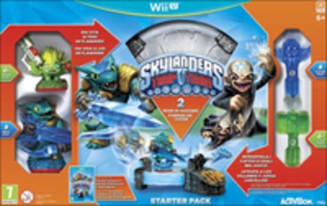 Videogioco Skylanders Trap Team Starter Pack Nintendo Wii U 0