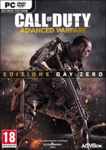 Videogioco Call of Duty: Advanced Warfare Day Zero Edition Personal Computer 0