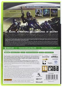 Videogioco Destiny: Il Re dei Corrotti Edizione Leggendaria Xbox 360 0