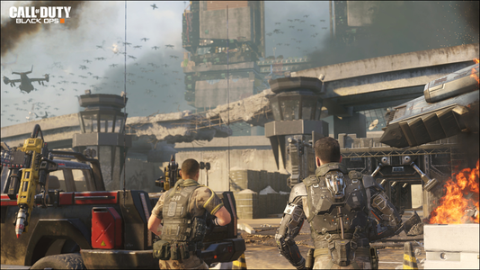 Videogioco Call of Duty: Black Ops III Xbox 360 3