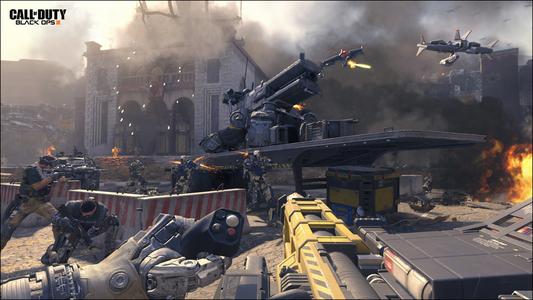 Videogioco Call of Duty: Black Ops III Xbox 360 4