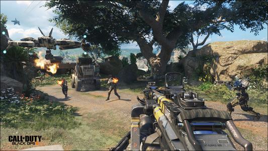 Videogioco Call of Duty: Black Ops III Xbox 360 5