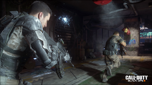 Videogioco Call of Duty: Black Ops III Xbox 360 8