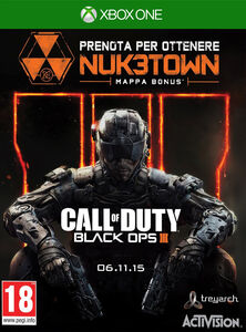 Videogioco Call of Duty: Black Ops III NUK3TOWN Edition Xbox One 0