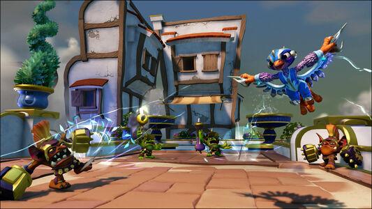Videogioco Skylanders SuperChargers Starter Pack PlayStation3 5