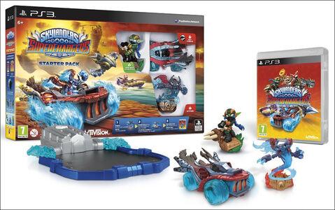 Videogioco Skylanders SuperChargers Starter Pack PlayStation3 6