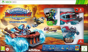 Videogiochi Xbox 360 Skylanders SuperChargers Starter Pack