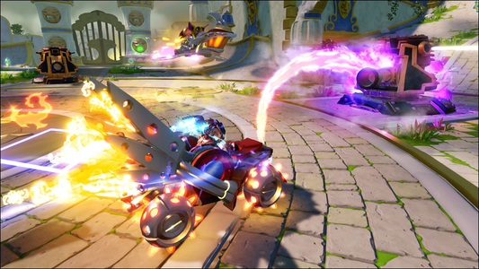 Videogioco Skylanders SuperChargers Starter Pack Xbox One 7