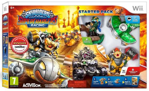 Videogioco Skylanders SuperChargers Starter Pack Nintendo WII 0