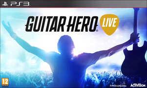Videogiochi PlayStation3 Guitar Hero Live (Bundle)