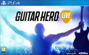Videogiochi PlayStation4 Guitar Hero Live (Bundle)
